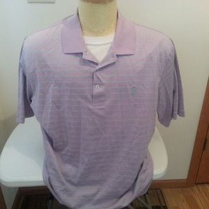 POLO Golf by Ralph Lauren lavendar polo - mens LG